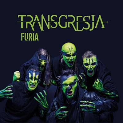 Transgresja - Furia (CD)